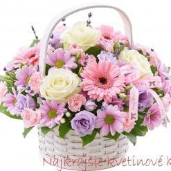 Kvetinové koše a boxy