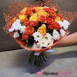 kvety na donasku Zilina