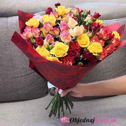 doručenie kvetov do domu
